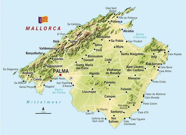 Mallorca kart